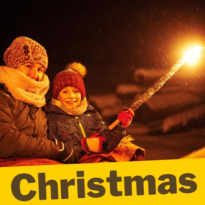 Christmas sleigh ride Chocholowska Valley